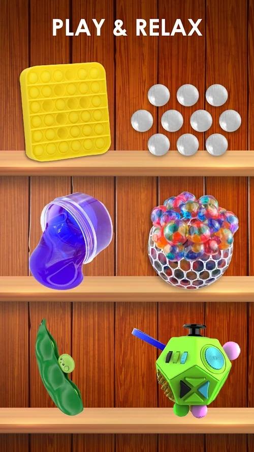 指尖玩具游戏截图