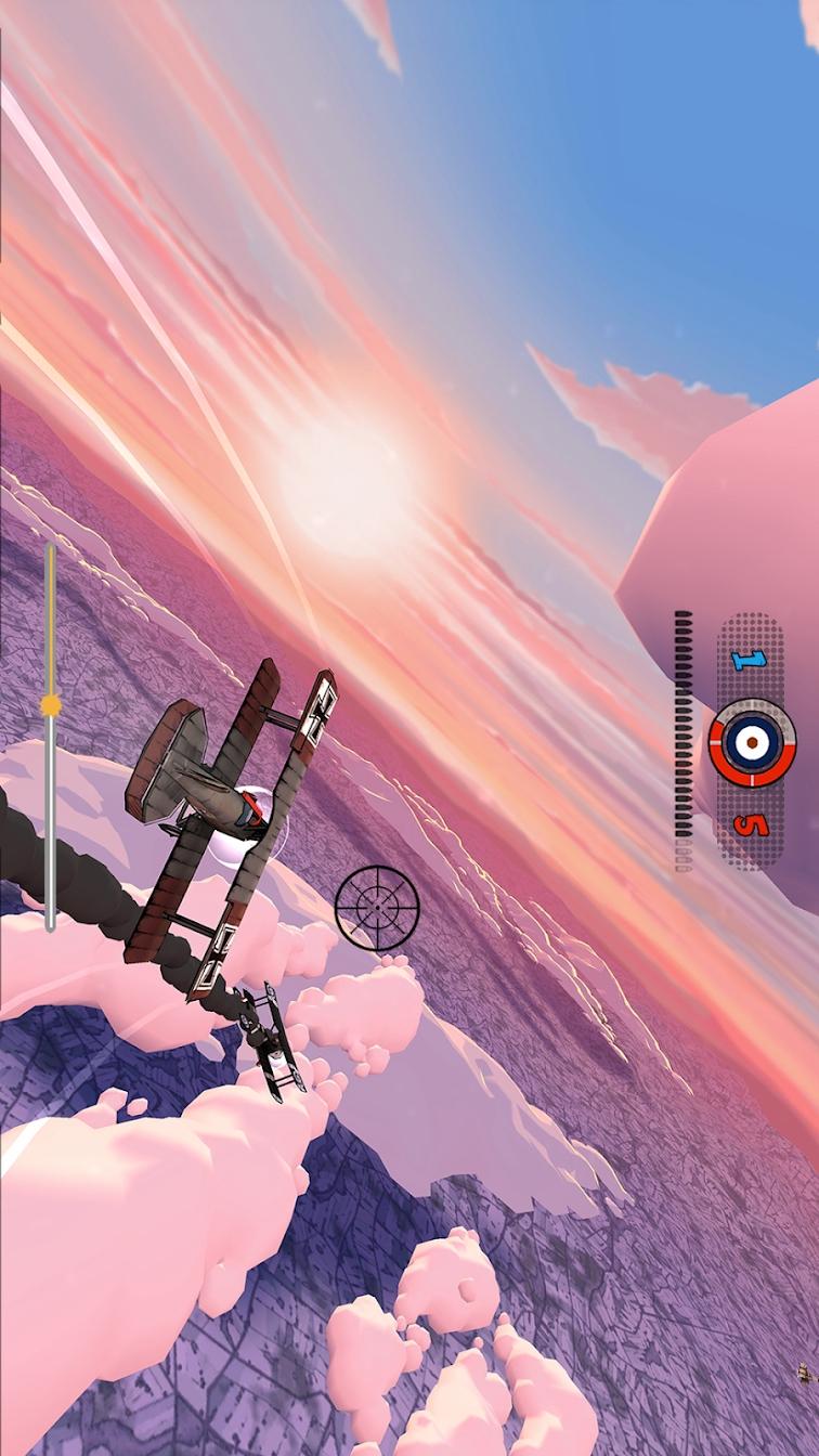 王牌飞行学院:愤怒的天空游戏截图