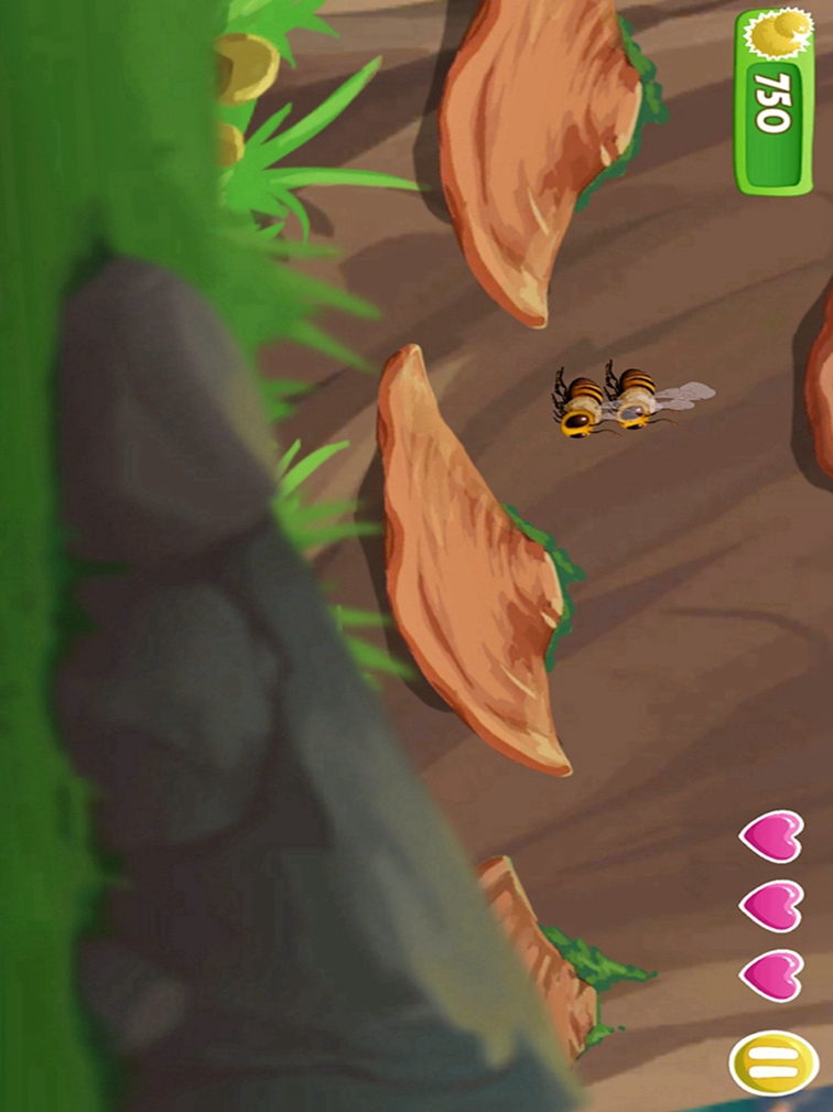 蜜蜂奥德赛游戏截图
