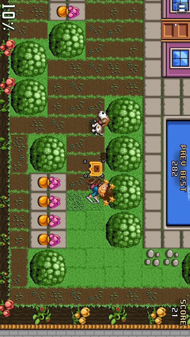 周日草坪季节游戏截图