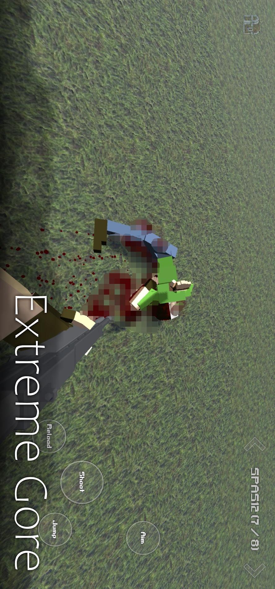 暴力沙盒游戏截图