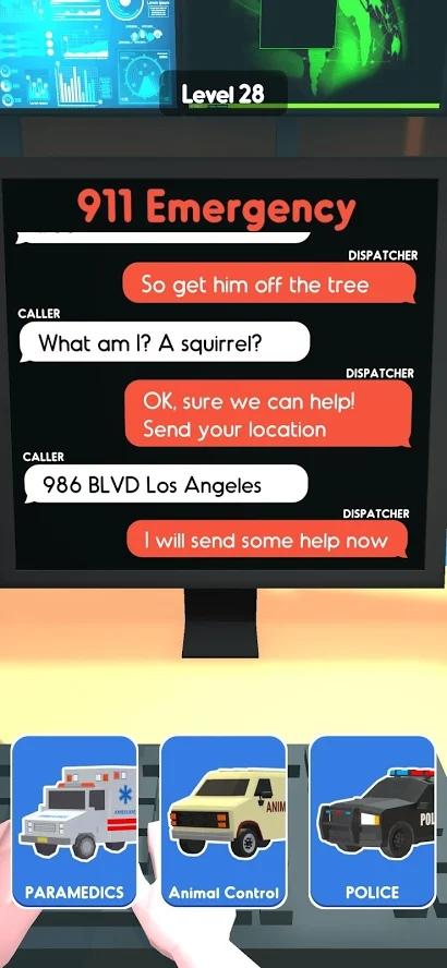 911紧急调度员游戏截图