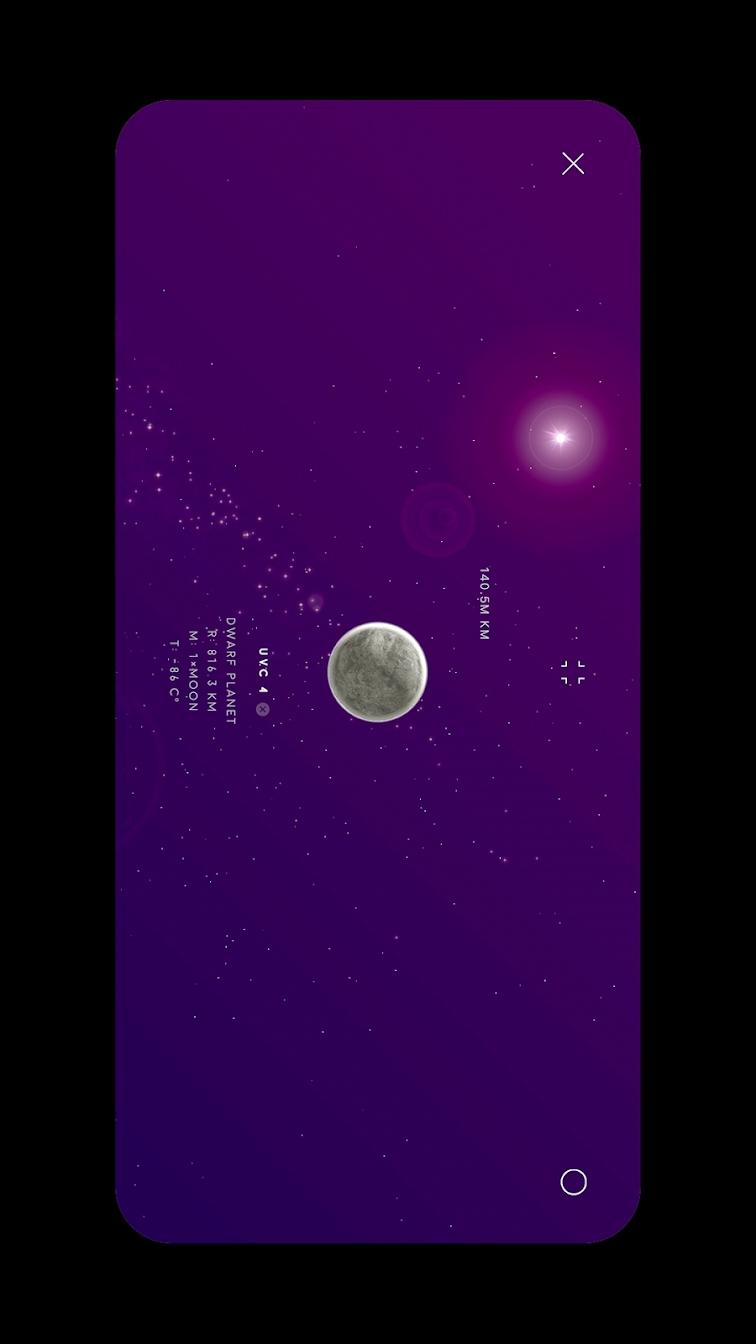 星际空间游戏截图