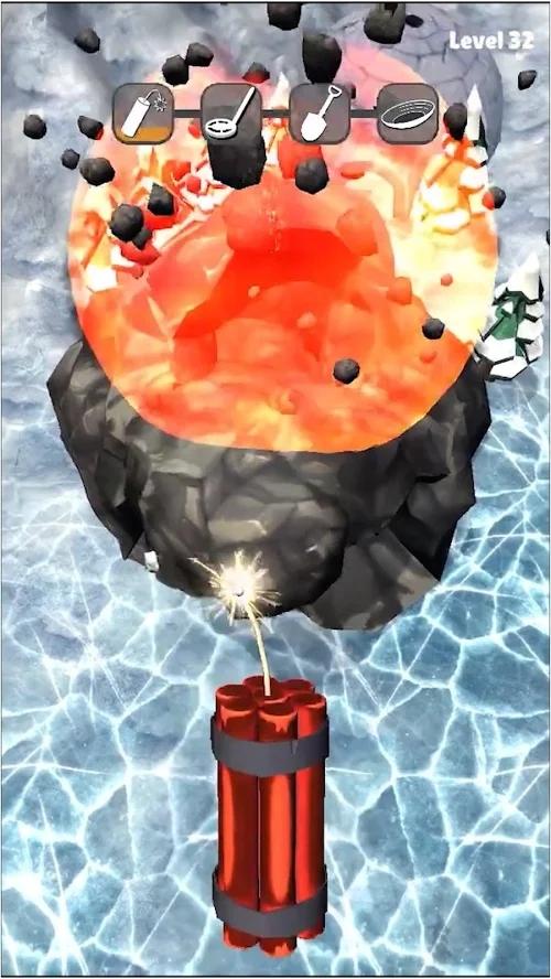 淘金热游戏截图