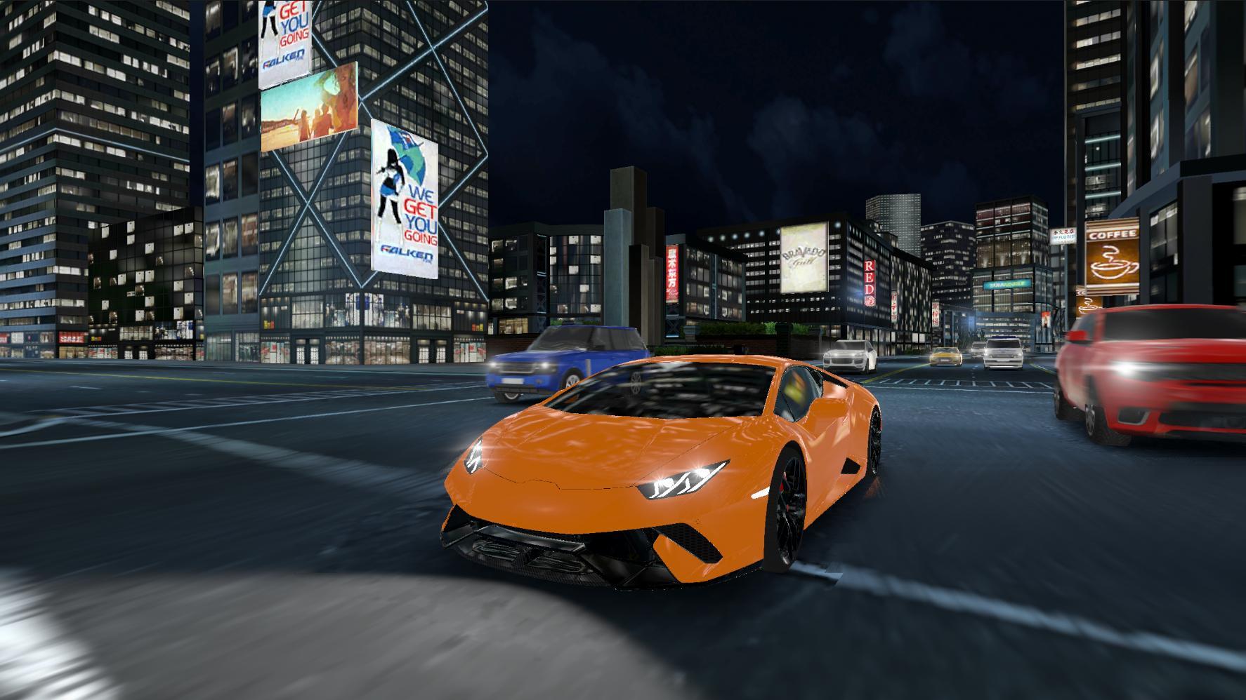 赛车2021游戏截图