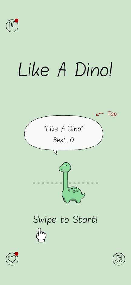 像小恐龙一样游戏截图