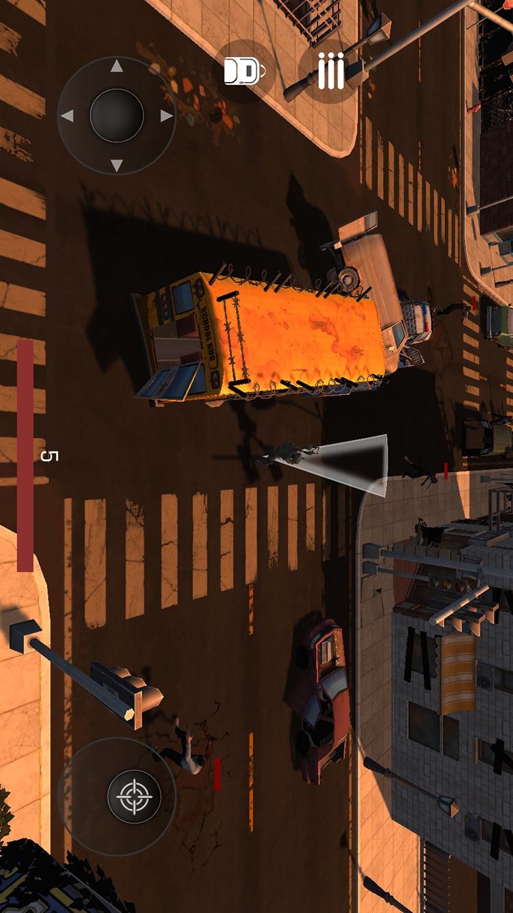 生存之城:僵尸入侵游戏截图