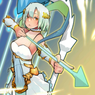 女神弓箭手图标