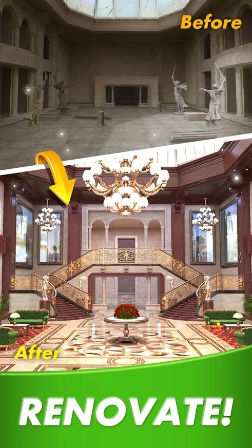 家居设计:美丽内饰游戏截图