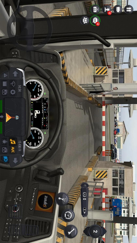 卡车模拟器:终极版(公交公司模拟器公司新作)游戏截图
