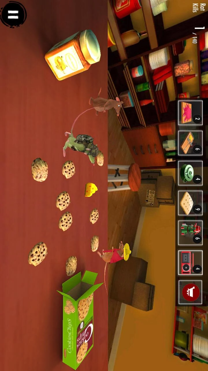 流氓鼠(西瓜吴宝宝推荐)游戏截图