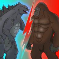 哥斯拉vs金刚:联盟